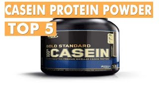 best Casein Protein powder 2019