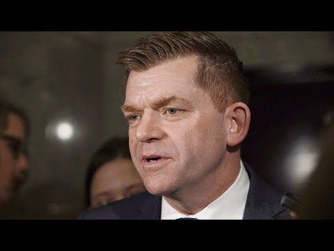 Alberta politician Brian Jean apologizes for slur