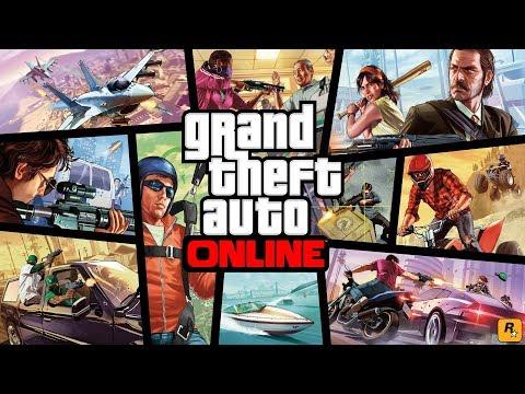 GTA Online Live! - Ace is Back!