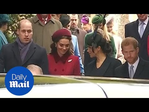 Download Is Prince William giving Meghan Markle the cold shoulder?!