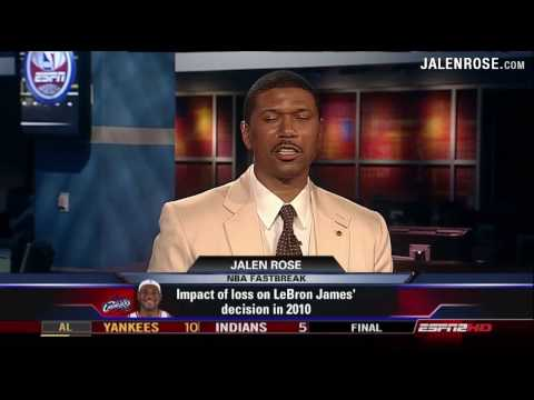 LeBron James 2010 Free Agency - Impact of Game 6 Loss