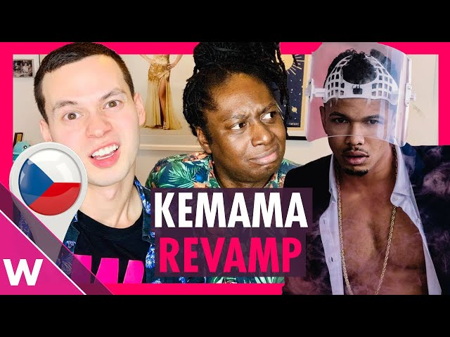 Kemama revamp reaction (Czech Republic Eurovision 2020)