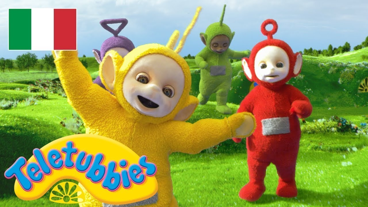puntate teletubbies