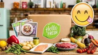 Hello Fresh:  An honest review