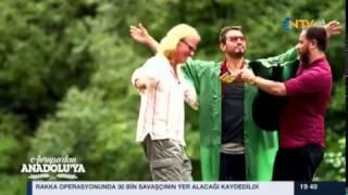 Ntv - Avrupa'dan Anadolu'ya Lezzetler / Caner Parlağı ( Koliva ) 6 Kasım 2016