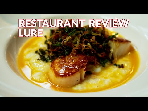 Restaurant Review - Lure | Atlanta Eats