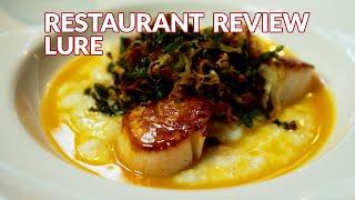 Restaurant Review - Lure, Seafood | Atlanta Eats