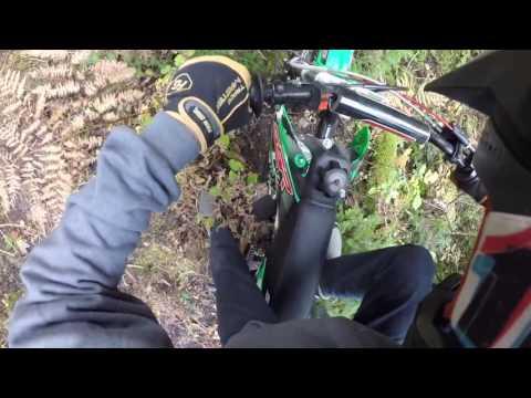 SSR 125 Adventures - Ep. 20 - Pit Bike Enduro!