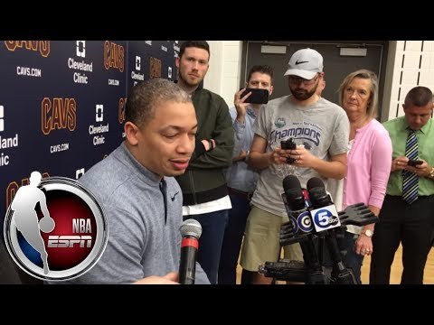 [FULL] Tyronn Lue explains his relationship with his cousin Jayson Tatum | NBA on ESPN