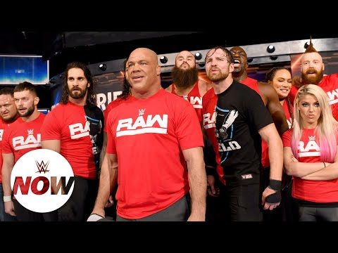 Thumbnail: Raw punks SmackDown days before Survivor Series: WWE Now