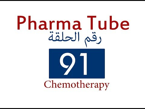Pharma Tube - 91 - Chemotherapy - 14 - Anthelmintic Drugs [HD]