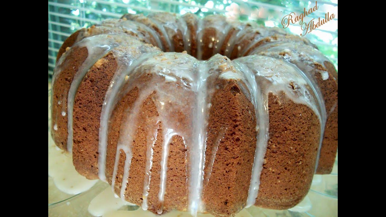 Pound Cake Without Sour Cream