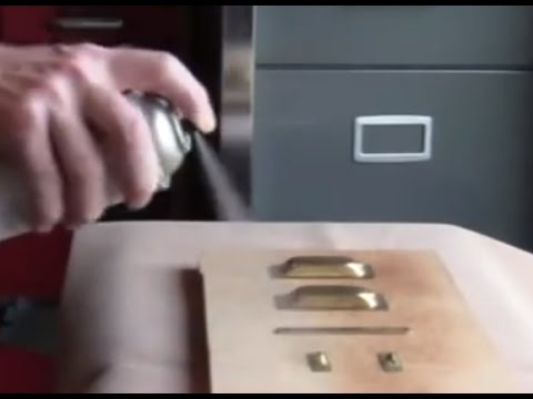 How To Keep Brass Looking New and Protected DIY
