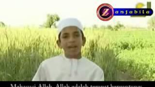 06 Pesona Ceramah Anak - Muhammad Adil (Keesaan Allah SWT)
