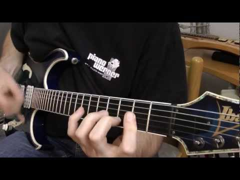 Creedence Clearwater Revival - Bad Moon Rising - (Guitar Cover) - Stahlverbieger