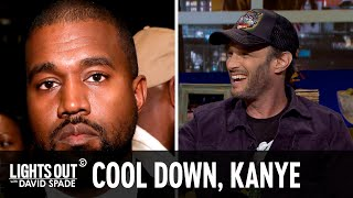 Kanye Thinks Instagram Is Too Sexy (feat. Tony Hale) - Lights Out with David Spade
