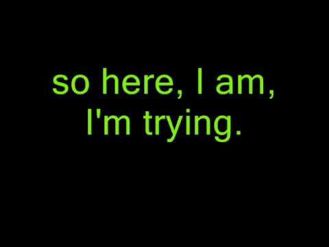 Always by Blink-182 LYRICS