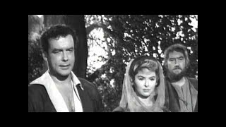 The Adventures of Robin Hood (1955) | Season 4 | Episode 19 : Hue and Cry [SD]