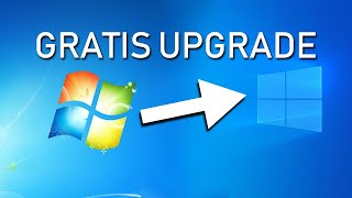 Windows 7 auf Windows 10 kostenlos upgraden (Anleitung / Tutorial)