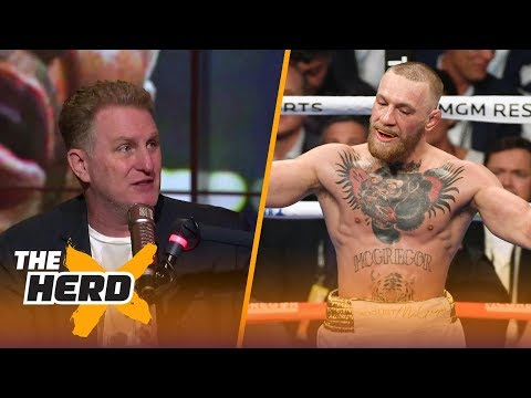 Michael Rapaport to Conor McGregor: 'Stay away from boxing' | THE HERD