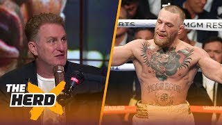 Michael Rapaport to Conor McGregor:
