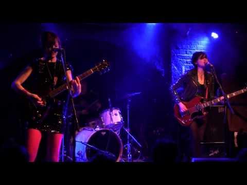 Ex Hex (US) live 02.03.2015 Chelsea Musicplace