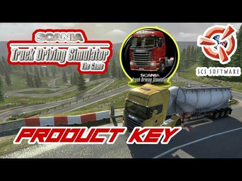 scania truck driving simulator serial key 1.5.0