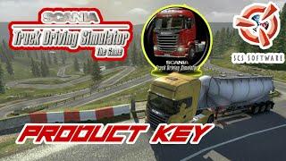 scania truck driving simulator 1.6 1 activation key