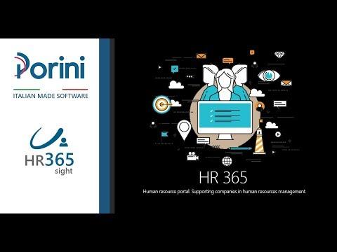 Porini 365 HR - Human Resource Portal