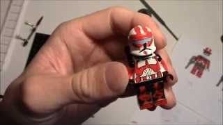 How To Make Custom LEGO Star Wars Commandos!