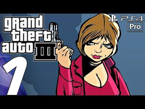 Grand Theft Auto 3 - Gameplay Walkthrough Part 1 - Prologue (Remaster) PS4 PRO thumbnail