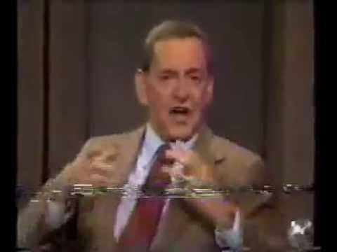 1994  Tony Randall with a joke: