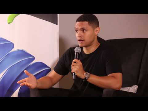 """""""We need to learn to value our own"""" — Trevor Noah"""