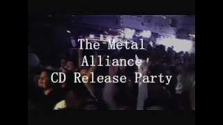 Metal Alliance Concert - CD Release Party June 2, 2013