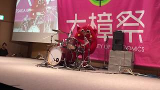 Download lagu Fear, and Loathing in Las Vegas - Just Awake Dr:にゃんごすたー (Nyangostar Drum Cover)