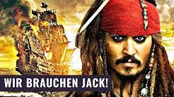 Fluch der Karibik 6 - Deshalb brauchen wir die Fortsetzung mit Jack Sparrow!