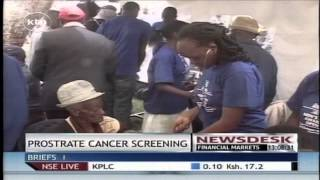 The country is realizing a high rate of fatality caused by prostate cancer