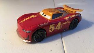 Disney Pixar cars Thomasvill Tribute Herb Curbler diecast review