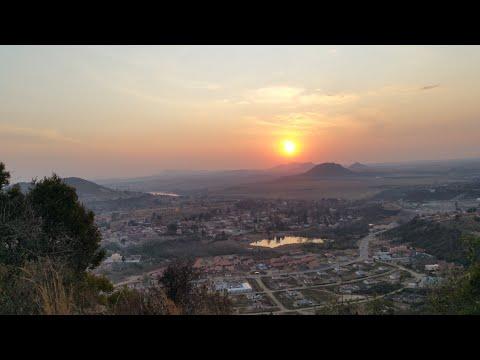 Maseru, Lesotho - 2015 (Random city driving)
