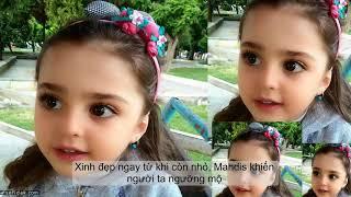 Bé gái xinh đẹp nhất thế giới  - The most beautiful girl in the world