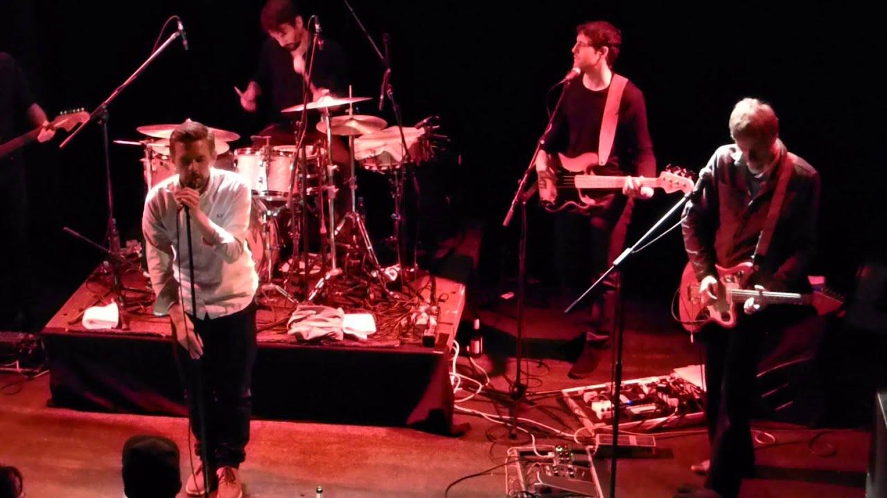 Gloria Gute Nacht Bis Morgen Live Ampere Munich 2013 11 10
