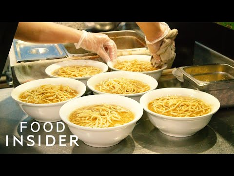 Why People Wait For Hours To Eat At This Tiny Boston Ramen Workshop