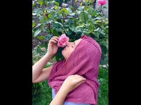 Розовые Цвета в одежде!Блузки и платок из розовых снов.