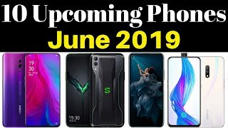 10 Upcoming Smartphones Launching In June 2019 | Poco F2 Or Redmi K20, MiA3, Realme X India and More
