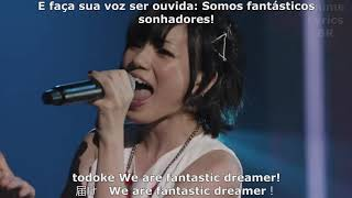 [PT-BR] Konosuba op1  fantastic dreamer