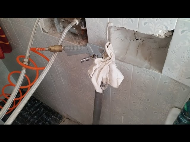 Sturare lavandino bagno pulire le nappe delle tende soluzioni di