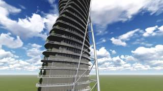 final of residential tower design 2014