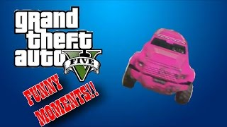 GTA 5 Funny Moments WE BROKE THE GAME