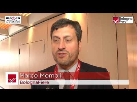 Verso #MARCA2017 18-19 Gennaio   Marco Momoli Direttore Commerciale Italia Di BolognaFiere