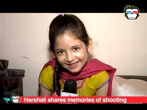 Exclusive Interview of Bajrangi's Munni- Harshali Malhotra
